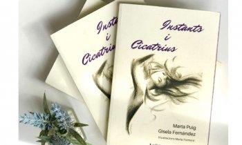"""Presentació del llibre """"Instints i cicatrius"""""""